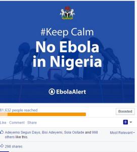 ebola rumours