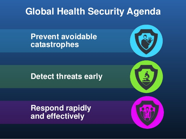 Translating the Global Health Security Goals in Nigeria, US-CDC Partners with the Nigerian Government