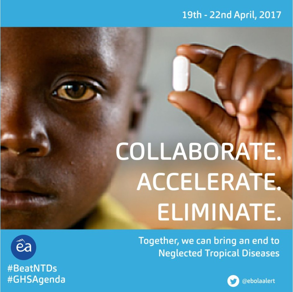 World Leaders Recommit to Ending Neglected Tropical Diseases at #NTDSummit2017, Geneva