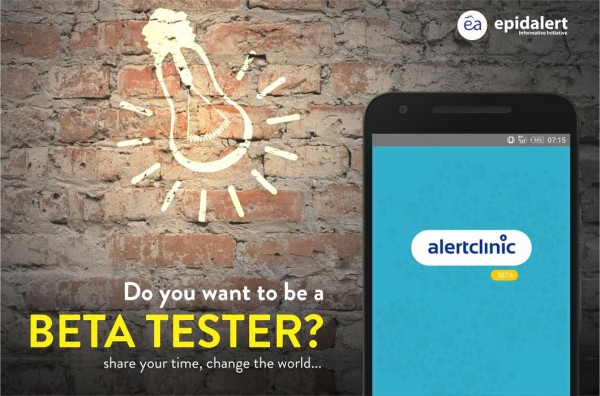 alert clinic beta testing