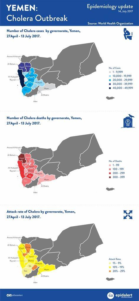 cholera yemen 1