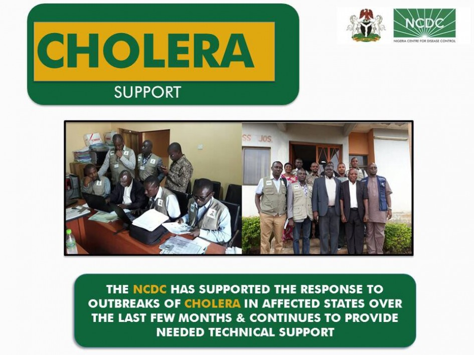 Source: The Nigeria Center for Disease Control