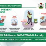 NCDC Releases Updates on Outbreak of Lassa Fever across 10 States in Nigeria