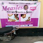 5 Days of Successful Measles Immunization Campaign in Lagos