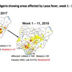 Summary of Situation Report by NCDC (Week 11)